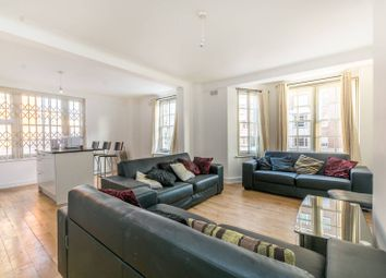 Thumbnail 3 bed flat for sale in Edgware Road, Hyde Park Estate, London
