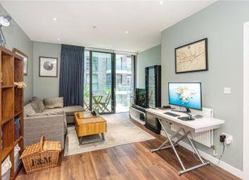 Catalina House, 4 Canter Way, London E1. 1 bed flat