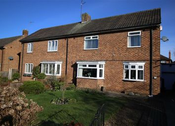 Thumbnail 3 bed semi-detached house for sale in Glenfield Road, Darlington, Co. Durham