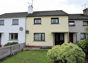 Thumbnail 2 bed terraced house for sale in Macrae Crescent, Dingwall, Ross-Shire