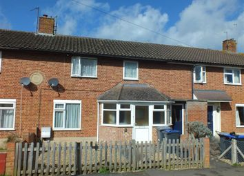 Thumbnail 4 bed terraced house for sale in Queens Road, Westbury, Wiltshire