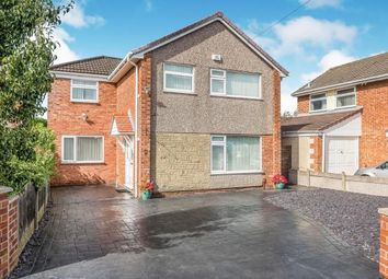 Thumbnail 4 bed detached house for sale in Blackhurst Road, Lydiate, Liverpool, Merseyside