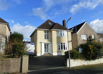 Thumbnail 4 bed detached house for sale in Queensway, Haverfordwest