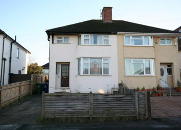 Thumbnail 3 bedroom semi-detached house to rent in Derwent Avenue, Headington, Oxford
