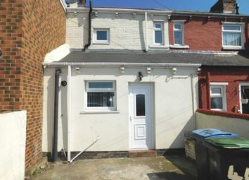 Thumbnail 1 bed terraced house to rent in Rose Avenue, Stanley