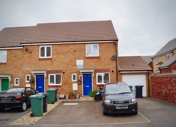 Thumbnail 2 bed end terrace house to rent in Hercules Way, Peterborough