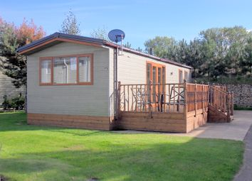 2 bed lodge for sale in Carnoustie Court, Kirkgate, Tydd St Giles, Wisbech, Cambridgeshire PE13