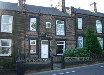 Thumbnail 2 bed terraced house to rent in Wood View, Churwell, Leeds