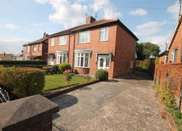 Thumbnail 3 bed semi-detached house for sale in West Auckland Road, Shildon