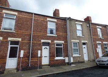 Thumbnail 2 bed terraced house for sale in Third Street, Blackhall Colliery, Hartlepool