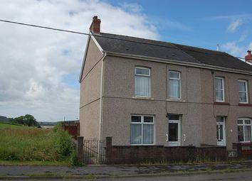 Thumbnail 3 bedroom semi-detached house for sale in Lon Y Felin, Garnswllt, Ammanford