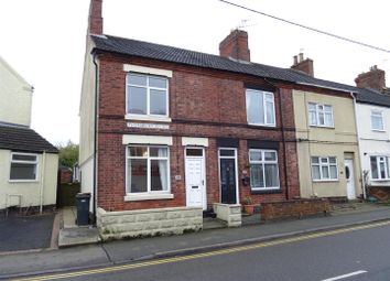Thumbnail 2 bed end terrace house for sale in Thornborough Road, Coalville, Leicestershire