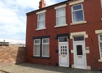 Thumbnail 2 bedroom terraced house to rent in Cross Street, Blackpool