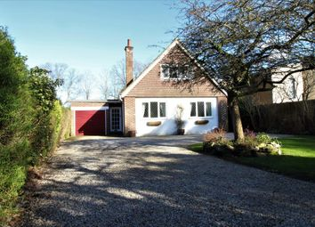 Thumbnail 4 bed detached house for sale in Church Crookham, Fleet