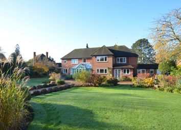 Thumbnail 5 bed detached house to rent in Cranleigh Road, Wonersh, Guildford