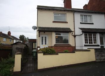 Thumbnail 2 bed semi-detached house for sale in Washington Street, Kidderminster