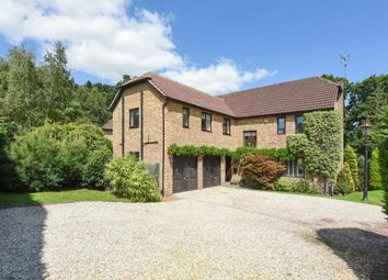 Thumbnail 5 bed detached house for sale in Finchampstead, Wokingham