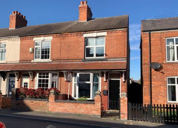Thumbnail 2 bed end terrace house for sale in Victoria Street, Melton Mowbray