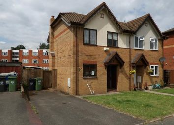 2 bed semi-detached house for sale in Ploughmans Close, Worcester, Worcestershire WR4