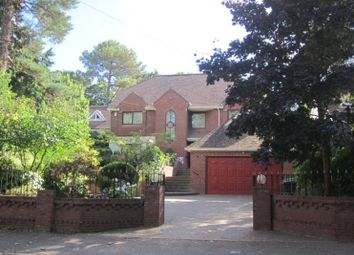 Thumbnail 5 bed detached house to rent in Ravine Road, Canford Cliffs, Poole