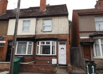 Thumbnail 1 bed end terrace house to rent in Gulson Road, Coventry