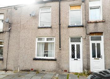 Thumbnail 3 bed terraced house for sale in James Road, Bridgend