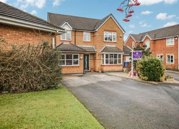 4 bed detached house for sale in Canon Close, Standish, Wigan WN6