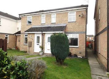 Thumbnail 2 bed end terrace house for sale in Bradwell Grove, Danesmoor, Chesterfield, Derbyshire