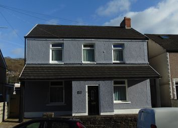 Thumbnail 4 bed detached house for sale in Oak House, Henfaes Road, Tonna, Neath, Neath Port Talbot.