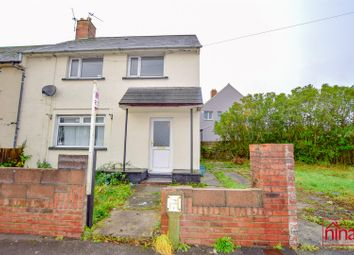3 bed semi-detached house for sale in Winston Road, Barry CF62