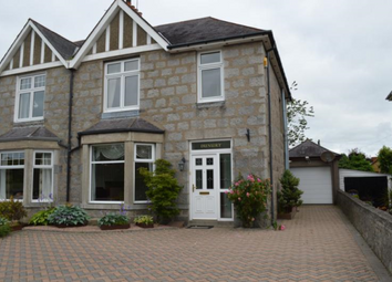 Thumbnail 3 bed semi-detached house to rent in St James's Place, Inverurie AB51,