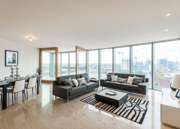Thumbnail 3 bed flat to rent in St George Wharf, Wapping