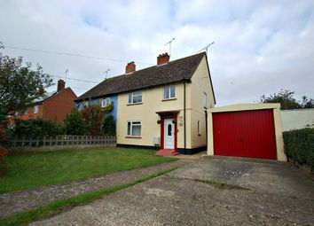 Thumbnail 3 bed semi-detached house for sale in Forge Street, Dedham, Colchester