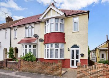 Thumbnail 3 bed end terrace house for sale in Brenchley Road, Twydall, Gillingham, Kent