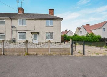 Thumbnail 3 bed semi-detached house for sale in Martyn Avenue, Sutton-In-Ashfield, Nottinghamshire, Notts