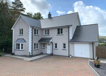 Thumbnail 5 bed detached house for sale in Clos Crugiau Rhydyfelin, Aberystwyth