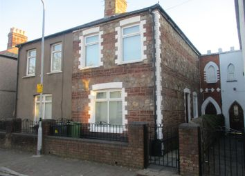 Thumbnail 3 bed semi-detached house for sale in Wyndham Street, Riverside, Cardiff