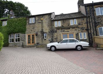 Thumbnail 2 bed cottage for sale in Old Bank Bottom, Marsden, Huddersfield