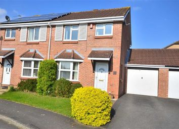 Thumbnail 3 bed semi-detached house for sale in Longborough Drive, Abbeymead, Gloucester