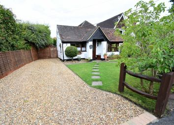 Thumbnail 3 bed detached bungalow for sale in Broad Street, West End, Woking, Surrey