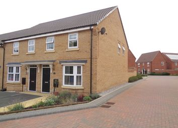 Thumbnail 3 bed end terrace house for sale in Fairview Close, Beverley