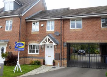 Thumbnail 2 bed town house for sale in Chariot Drive, Brymbo, Wrexham