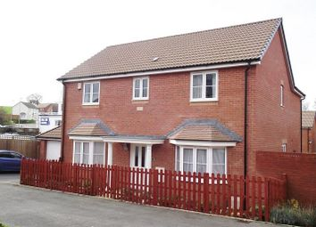 Thumbnail 4 bed detached house for sale in Thistle Close, Highweek, Newton Abbot