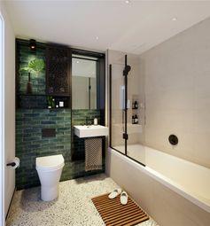 Thumbnail 1 bed flat for sale in Poplar Riverside, Leven Road, Poplar