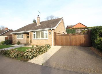 Thumbnail 3 bedroom detached bungalow for sale in Mereside, Soham, Ely
