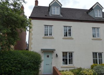 Thumbnail 4 bed semi-detached house for sale in Fairview Drive, Adlington, Chorley