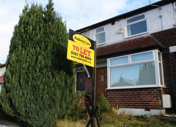 Thumbnail 3 bed semi-detached house to rent in Caldecott Road, Blackley, Manchester