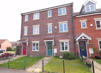 Thumbnail 3 bed town house for sale in Bramley Way, Misterton, South Yorkshire