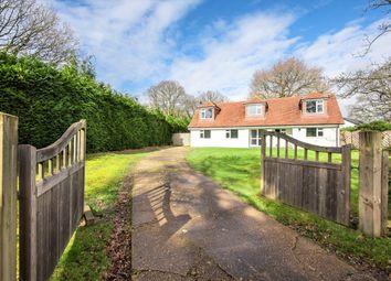 Durfold Wood, Plaistow, West Sussex RH14. 4 bed detached house for sale