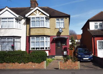 Thumbnail 3 bed semi-detached house to rent in Whitton Avenue East, London